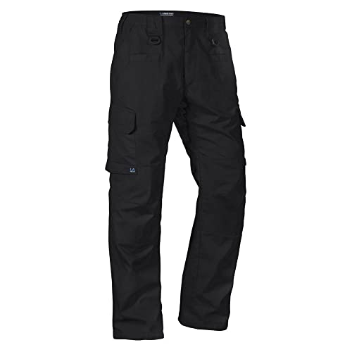 LA Police Gear Men Operator Tactical Pant with Elastic Waistband 11b29ded6fd