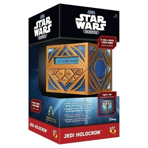 Disney New Star Wars Jedi Holocron