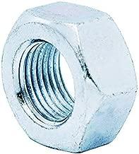 (5pcs) M14X1.25 Metric Class 8 Zinc Plated Hex Nut Extra Fine Thread DIN 934 by BelMetric NR14X1.25CLZ