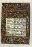 El Aljarafe. Catálogo documental e historiográfico: 5 (Historia. Fuentes para la Historia)