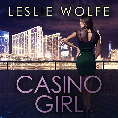 Casino Girl: A Gripping Las Vegas Thriller audiobook cover art