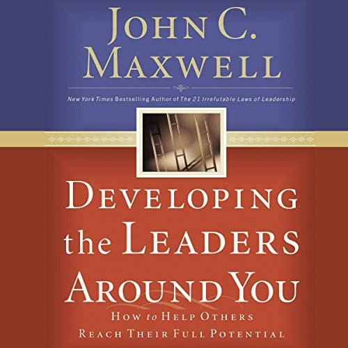 Developing the Leaders Around You cover art