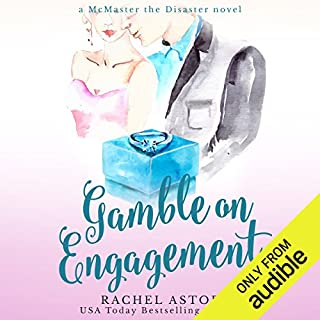 Gamble on Engagement                   By:                                                                                                                                 Rachel Astor                               Narrated by:                                                                                                                                 Angele Masters                      Length: 5 hrs and 33 mins     63 ratings     Overall 4.5
