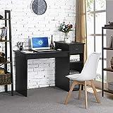 Topeakmart Modern Compact Computer Desk Study...