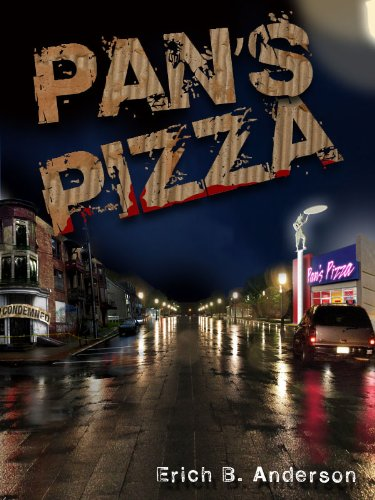 Pan's Pizza (English Edition)