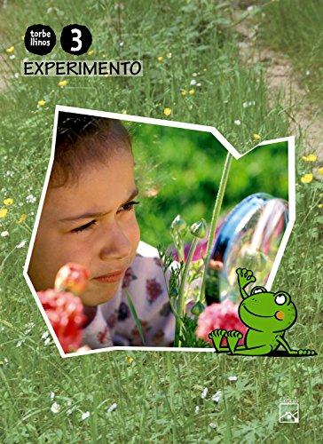 Libro Experimento 3 años. Torbellinos - 9788421840856