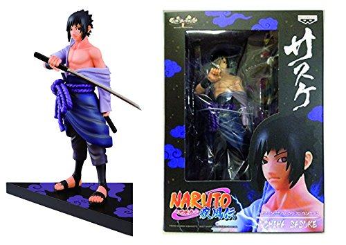 Banpresto Figure NARUTO SHIPPUDEN DXF Shinobi Relations Special Overseas Vol.2 #05 - Sasuke Uchiha 16cm