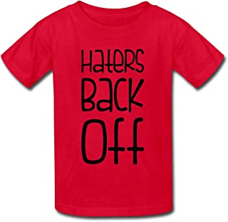 Miranda Sings Merch Haters Back Off Kids' T-Shirt
