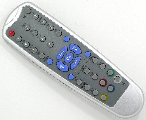 Ersatz Fernbedienung für Skymaster Receiver DX22 DX23 DX24 DX33 DS44 DS55 DS66 DXL9400 RC35 Tevion FTA203 Remote Control/Neu