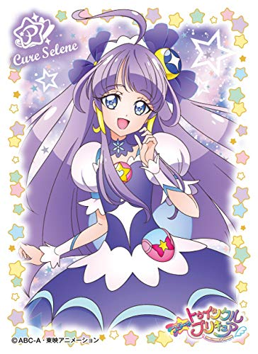 キャラクタースリーブ スター☆トゥインクルプリキュア キュアセレーネ (EN-746)