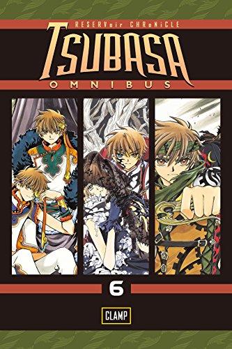 Tsubasa Omnibus Vol. 6 (English Edition)