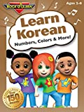 Learn Korean - Numbers, Colors & More (Korean Audio/Subtitled)