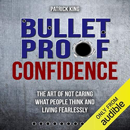 Bulletproof Confidence cover art