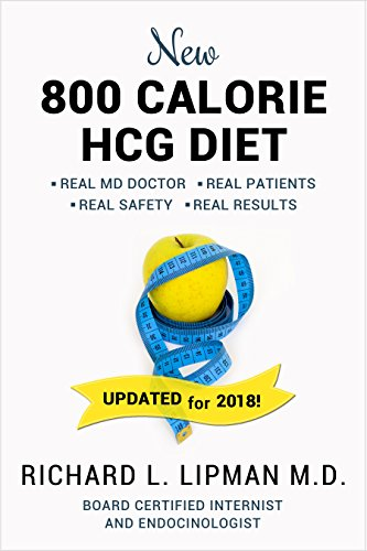 New 800 Calorie HCG Diet: Updated for 2018 (English Edition)