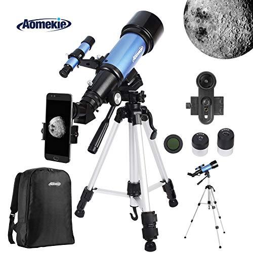Aomekie Telescopios Astronomicos 70/400 Telescopios