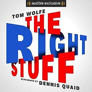 The Right Stuff cover art