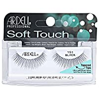 Ardell Soft Touch Tapered Tip Lashes - 151 Black