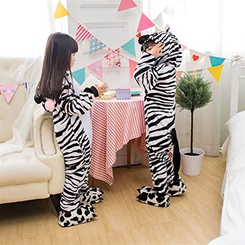 Pijamas para niños, diseño de dinosaurio, puntada de dibujos animados, pijamas para niños de 4 a 12 años Hyococ (color L029, tamaño de niño: 4)