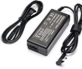 45W AC Adapter for HP Stream 11 13 14 Series Charger with HP Split 13 x2 13-g110dx 13-m010dx HP Elitebook Folio 1040 G1 Laptop Notebook Power Supply Cord