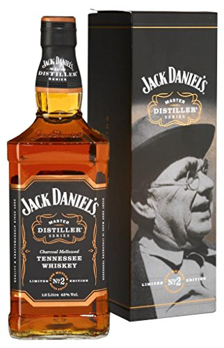 Jack Daniel's MASTER DISTILLER Series No. 2 Limited Edition 43% Vol. 0,7 l + GB