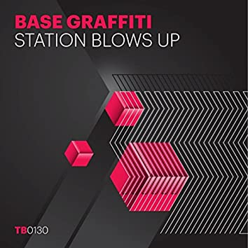 Station Blows Up