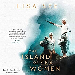 The Island of Sea Women cover art