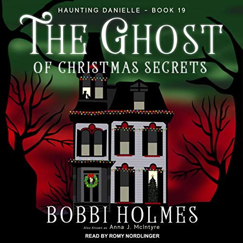 The Ghost of Christmas Secrets cover art