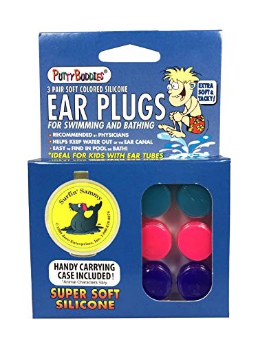 Best Swimming Ear Plugs For Kids