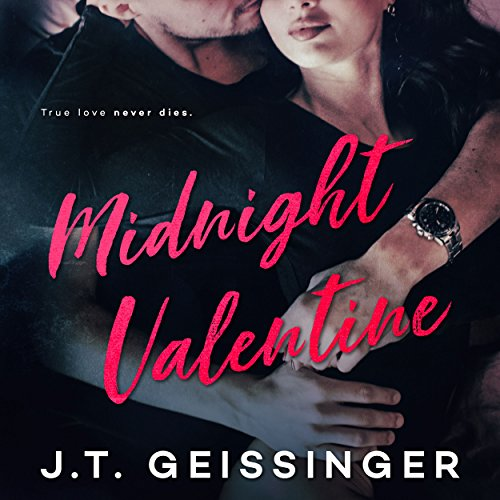 Midnight Valentine audiobook cover art