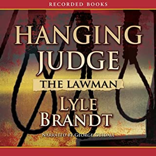 The Lawman: Hanging Judge cover art