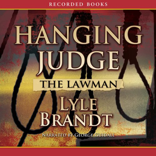 The Lawman: Hanging Judge audiobook cover art