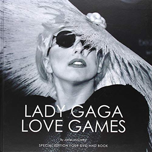 Lady Gaga - Love Games (Book + DVD) [2011]