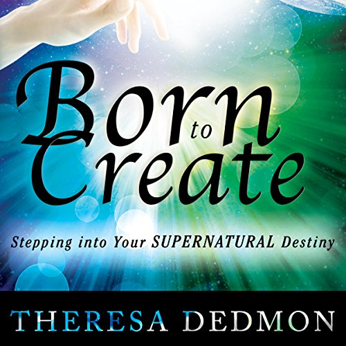 Born to Create audiobook cover art