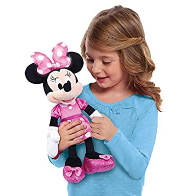 Just Play Minnie Happy Helpers 12' Singing Minnie plush