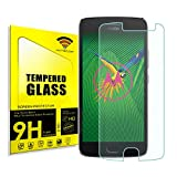 actecom® Protector Pantalla para Motorola Moto G5 Plus Cristal Vidrio Templado