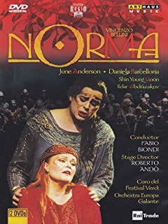 Bellini: Norma [DVD] [2011] [NTSC] by June Anderson