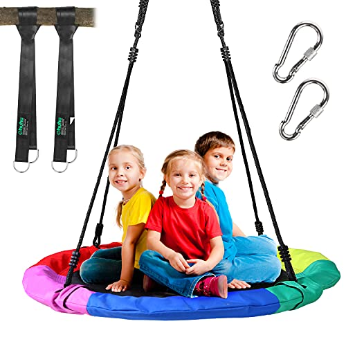 Flying Saucer Rope Swing