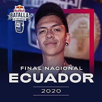 Final Nacional Ecuador 2020 (Live)