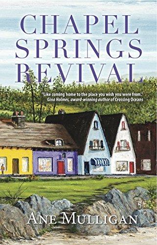 Book: Chapel Springs Revival by Ane Mulligan