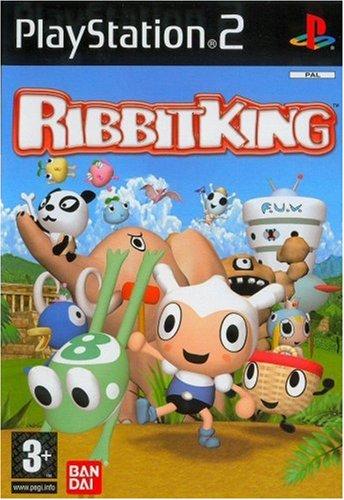 Ribbit King-(Ps2)