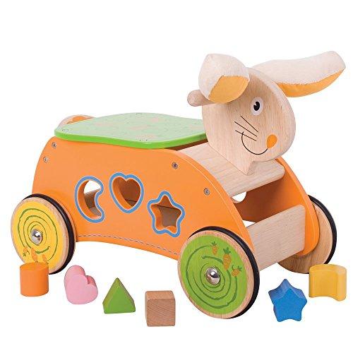Bigjigs Toys antidérapante Lapin