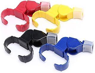 comprar comparacion BESLIME 4 PCS Silbato - Silbato para árbitro Entrenador Colorido Plástico Silbatos Fútbol Plástico Silbato,Deportes Silbat...