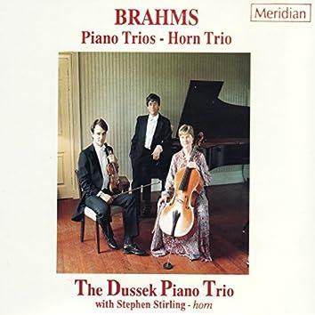 Brahms: Piano Trios - Horn Trio