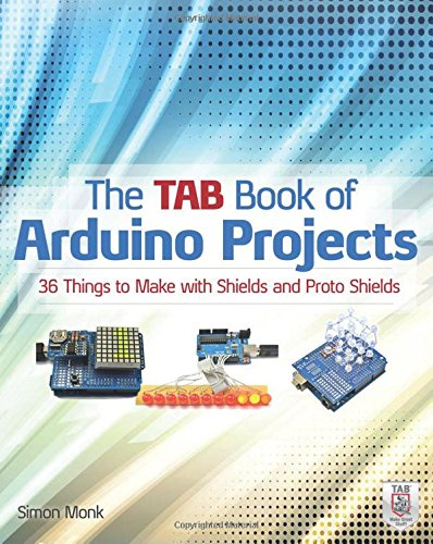 TAB Book Arduino Projects Shields