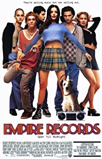 Twenty-three 24X36 Inch canvas poster Empire Records - Movie Poster