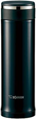 象印 ( ZOJIRUSHI ) 水筒 直飲み ステンレスマグ 480ml ブラック SM-JD48-BA