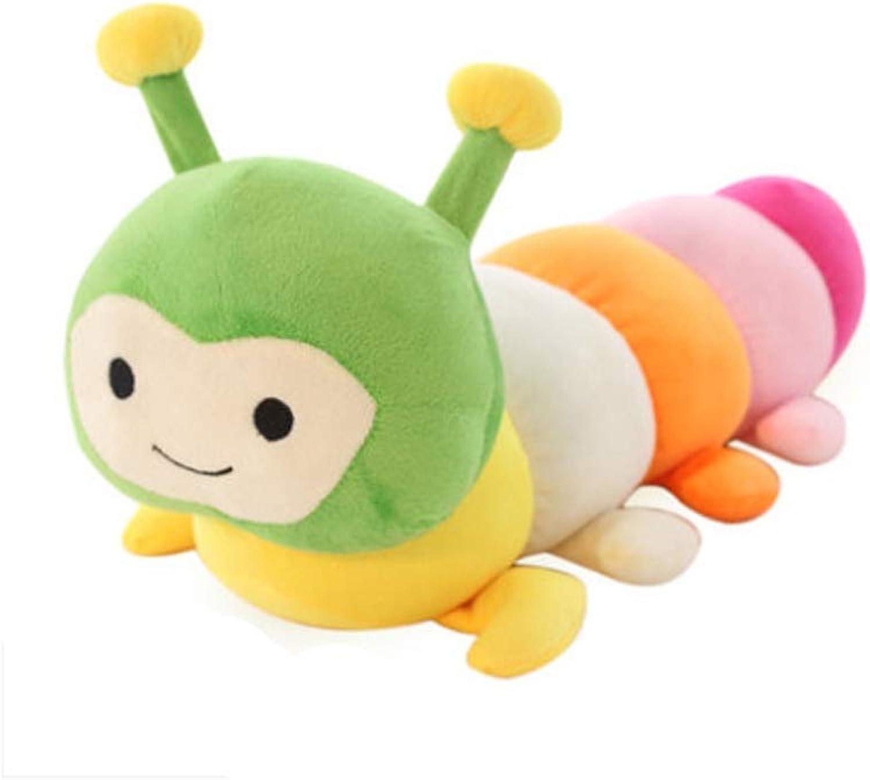 Shengshizuizhong Plush Toys, The Latest Caterpillars, Sleep Long Pillows, Plush Toys,  ldren's Doll Birthday Gifts, Men and Women Exquisite Workskiman, Soft Fabrics Latest Models