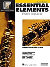 Essential Elements 2000: Comprehensive Band Method: Clarinet Book 1 by (2007-10-15)