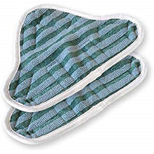 Find A Spare trouver Une Pièce de Rechange Récurer Chiffon de Nettoyage en Microfibre pour Mop X5 H2o Lot DE 2 100% Polyester