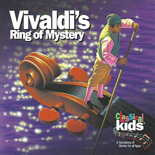 Vivaldi's Ring of Mystery (Classical Kids) by Douglas Cowling (2003-01-01) cover art